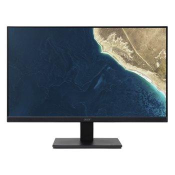 """Монитор Acer V247Ybi (UM.QV7EE.001), 23.8"""" (60.45 cm) IPS панел, Full HD, 4ms, 100000000:1, 250 cd/m2, HDMI, VGA image"""