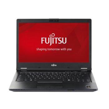 "Лаптоп Fujitsu Lifebook E449 (S26391-K483-V100_256_I3), двуядрен Kaby Lake Intel Core i3-8130U 2.2/3.4 GHz, 14"" (35.56 cm) Full HD Anti-Glare Display, (HDMI), 4GB DDR4, 256GB SSD, 1x USB-C, NO OS image"