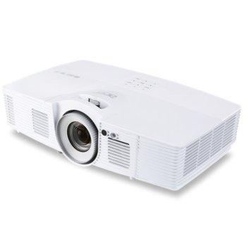 Проектор Acer V7500, DLP, 3D Ready, WUXGA, 20,000:1, 2500lm, 2x HDMI, USB, VGA, LAN, Wi-Fi image