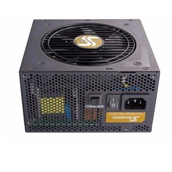 Захранване Seasonic SSR-850FX GOLD, 850W, Active PFC, 80+ Gold, 120 mm вентилатор image