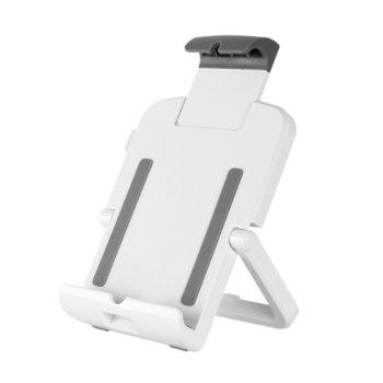 Стойка за таблет NewStar TABLET-UN200WHITE, универсална, бяла image
