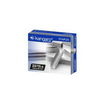 Телчета за телбод Kangaro 23/15-H, сребристи image
