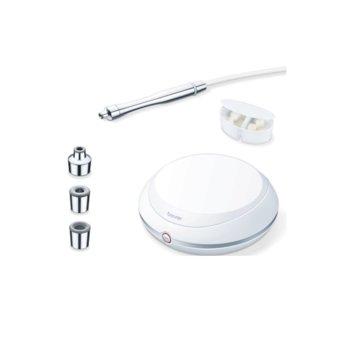 Уред за почистване на лице Beurer FC 100 Pureo Derma Peel, 3 приставки, 5 скорости, вакуум технология, за почистване на пори image