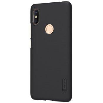 Калъф за Xiaomi Redmi S2, пластмаса, Nillkin Redmi S2, удароустойчив, златист image