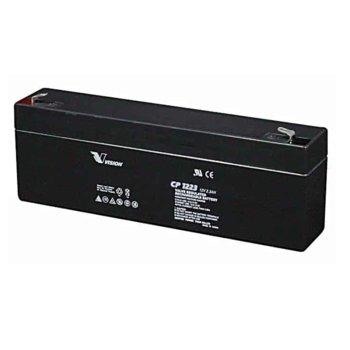 Акумулаторна батерия Vision CP1223, 12V, 2.3Ah, AGM image