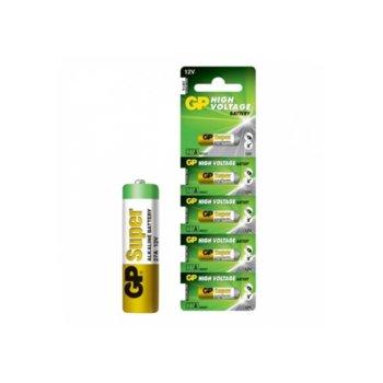 Батерия алкална GP 27A-2C5, 27А, 12V, 1бр. image