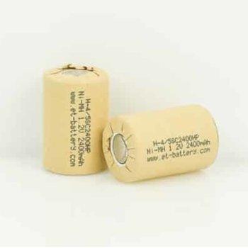 Акумулаторна батерия Energy Technology 4/5SC2400HP-H, 4/5SC, 1.2V, 2400mAh, Ni-Mh, 1 брой image