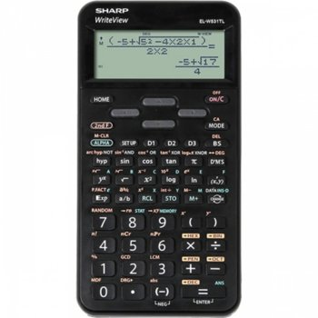 КАЛКУЛАТОР SHARP EL-W531TLB НАУЧЕН 420F product