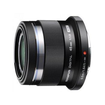 Обектив Olympus ZD Micro 45mm f/1.8 MSC за Olympus image