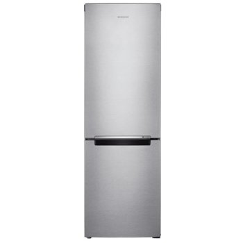 Хладилник с фризер Samsung RB30J3000SA/EO, клас F, 213L, свободностоящ, 272 kWh/годишно, инокс image