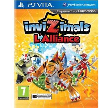 InviZimals: The Alliance product