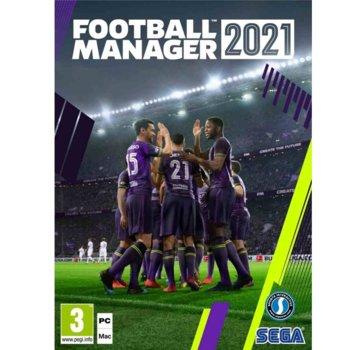 Игра Football Manager 2021, за PC image