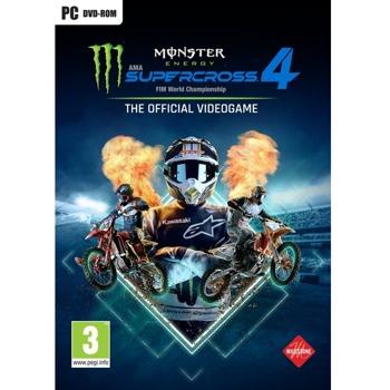 Игра Monster Energy Supercross 4, за PC image