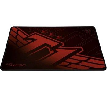 Подложка за мишка Razer Goliathus Speed SKT T1, гейминг, черна, 254мм X 355мм X 3мм image