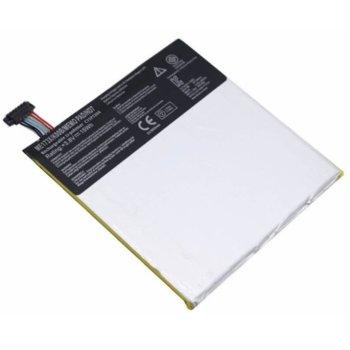 """Батерия (оригинална) за лаптоп Asus, съвместима с VivoTab Note 8 (M80TA)/Memo Pad HD 7"""" Tablet/Pad 8 ME180A/Pad HD 7 - ME173X/ME7310X, 3.8V, 3900mAh image"""