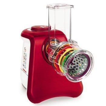 Електрическо ренде Tefal MB813538, 260 W, 2 Скорости, 5 функции, 2000 г./мин., червен image