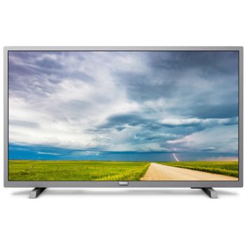"Телевизор Philips 32PHS4504/12, 32"" (81.28 cm) LED TV, HD, DVB-T/T2/T2-HD/C/S/S2, , 2x HDMI, 1x USB image"