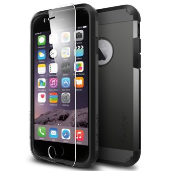 Spigen Tough Armor Case FX for iPhone 6 black product