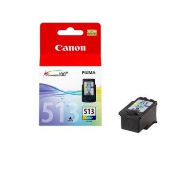 ГЛАВА CANON PIXMA MP240/ MP260/ MP480 - Color ink cartridge - CL-513 - заб.: 13ml. image