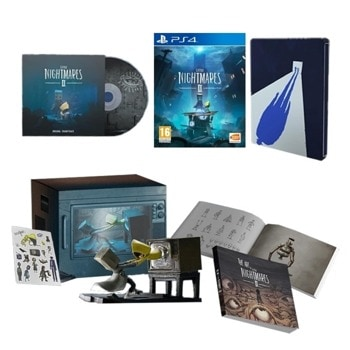 Little Nightmares 2 TV Edition PS4 product