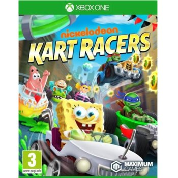 Nickelodeon Kart Racers Xbox One product