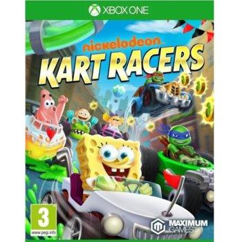 Игра за конзола Nickelodeon Kart Racers, за Xbox One image