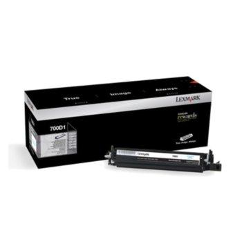 Lexmark 70C0D10 Black product