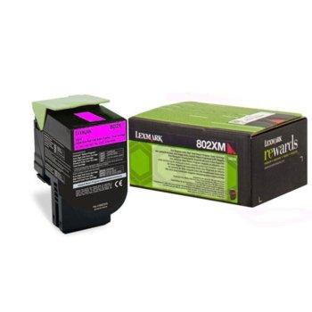 Lexmark 80C2XM0 Magenta product