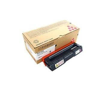 Касета за Ricoh SP C231/C232/C310/C311/C312 - Magenta - Type SPC310HE - P№ 406481/407636 - Заб.: 6 000k image