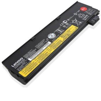 Батерия (оригинална) за лаптоп Lenovo, съвместима с модели ThinkPad T470 T570, 6-cell, 10.8V, 3600mAh image