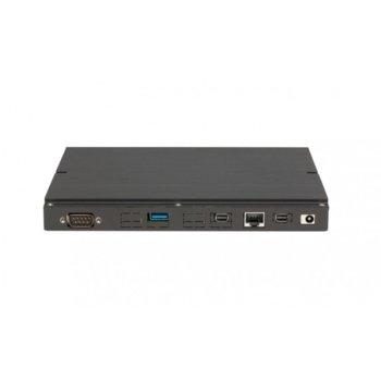 Настолен компютър ProDVX Box 850-i3, двуядрен Intel Core i3-5010U 2.1 GHz, 4GB DDR3L, 64GB SSD, USB 3.0, Free DOS image