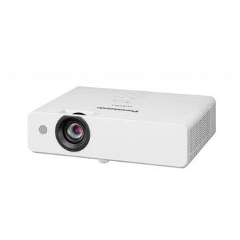 Проектор Panasonic PT-LB385, 3LCD, XGA (1024×768), 16,000:1, 3800 lm, 1x HDMI, 2x VGA, 1x composite video, 2x USB image