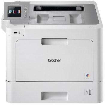 Лазерен принтер Brother HL-L9310CDW, цветен, 2400 x 600 dpi, 31 стр/мин, LAN1000, Wi-Fi, NFC-ready, USB, A4 image