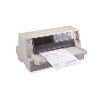Матричен принтер Epson LQ-680 Pro, 360x180 dpi, 103 chars/s, 64kB Included, parallel, 1г.  image
