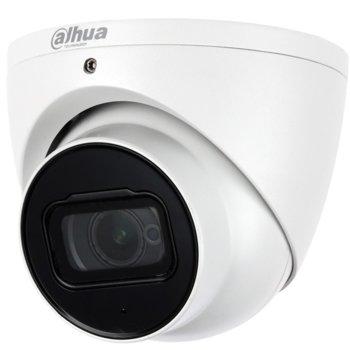 HDCVI камера Dahua HAC-HDW2501T-A-0280B, куполна, 5 Mpix(2592x1944@20fps), 2.8mm обектив, IR осветеност (до 50м), външна IP67 image