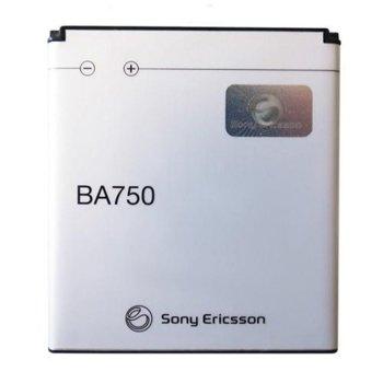 Батерия (оригинална) Sony Ericcson BA750 за Sony Ericsson XPERIA Arc X12, Xperia Arc S, 1460mAh image