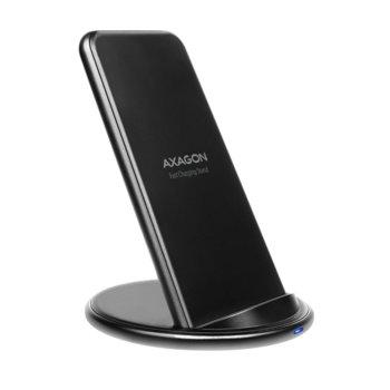 Безжично зарядно устройство Axagon WDC-S10D, USB A, micro USB, 10W, 2A, черно image