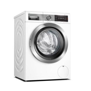 Перална машина Bosch WAX32EH0BY, клас A+++, 10 кг. капацитет, 1600 оборота, свободностояща, бяла image