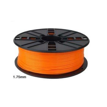Консуматив за 3D принтер Acccreate, PLA, 1.75mm, Orange to Yellow, 1kg image