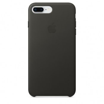Apple iPhone 8 Plus/7 Plus Leather Gray product