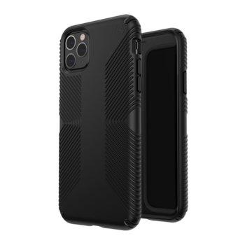 Калъф за iPhone 11 Pro Max, Speck Presidio Grip, поликарбонат, черен image