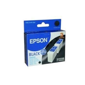 ГЛАВА ЗА EPSON STYLUS 440/460/640/660/PHOTO 750/1200 - Black twin pack S020187 - P№ S020208 image