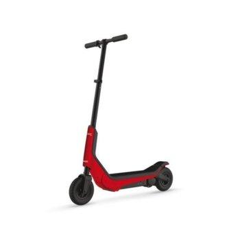Електрически скутер Nilox DOC ECO, до 15км/ч скорост, 12км макс. пробег, до 100кг, 250W двигател, ограничител на скоростта, сгъваем, червен image