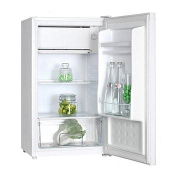 Хладилник Crown DF 111A, клас А+, 82л. общ обем, свободностоящ, 110 kWh/годишно бял image