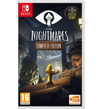 Little Nightmares Nintendo switch product