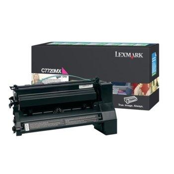 Касета за Lexmark C772dn / C772dtn / C772n / X772e - Magenta - P№ C7720MX - заб.: 15 000k image