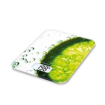 Кухненски кантар Beurer KS19, дигитален, до 5кг., LCD дисплей, разноцветен image