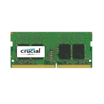 Памет 16GB DDR4 2666MHz, SO-DIMM, Crucial CT16G4SFD8266, 1.2V image