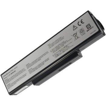 Батерия (заместител) за лаптоп Asus, съвместима с K72/N71/N73/X72, 9-cell, 11.1V, 7800mAh  image