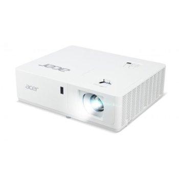 Проектор Acer PL6610T, DLP, WUXGA (1920x1200), 2 000 000:1, 5500 lm, HDMI, VGA, RJ-45, USB image